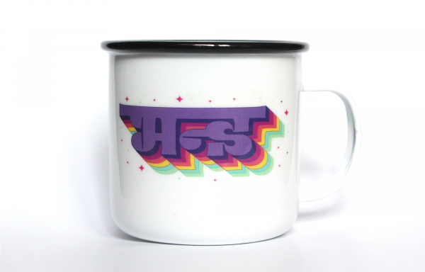 Bhand Enamel Mug